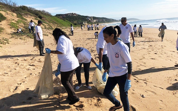 Beach Cleanup - 14th October 2018