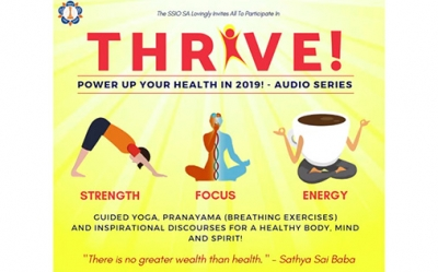 Thrive 2019: Power Up Your Health