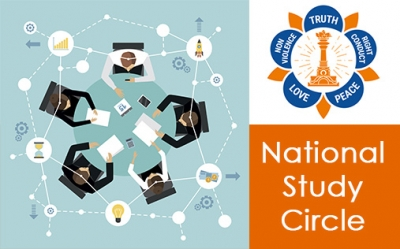 National Online Study Circle - 3 May 2020